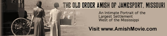 Old Order Amish Documentary DVD